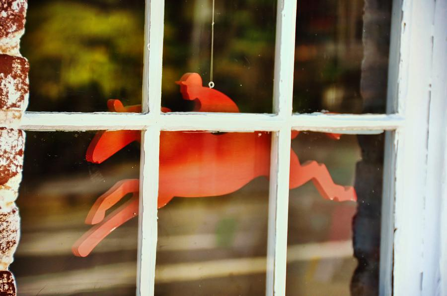 Window Photograph - Founded 1787 by JAMART Photography