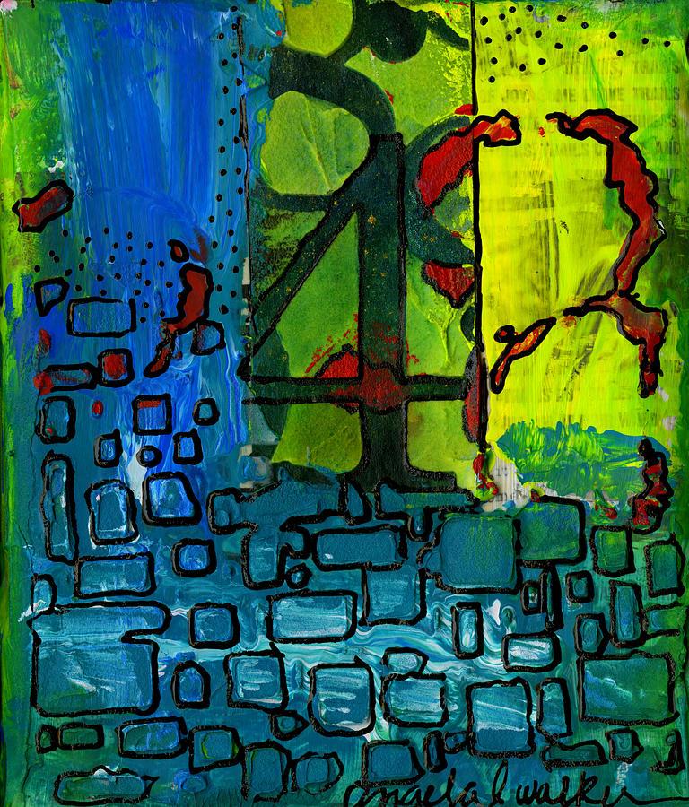 Four by Angela L Walker