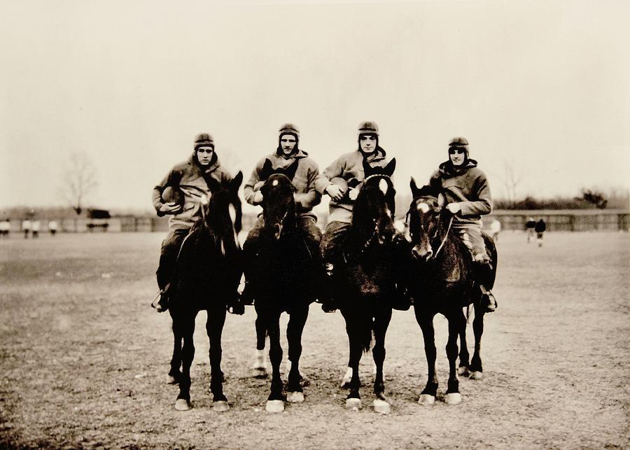 Four Horsemen Photograph