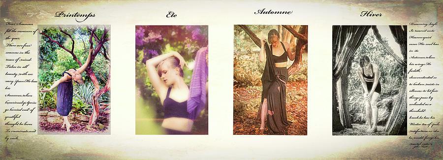 four seasons by Rochelle Berman