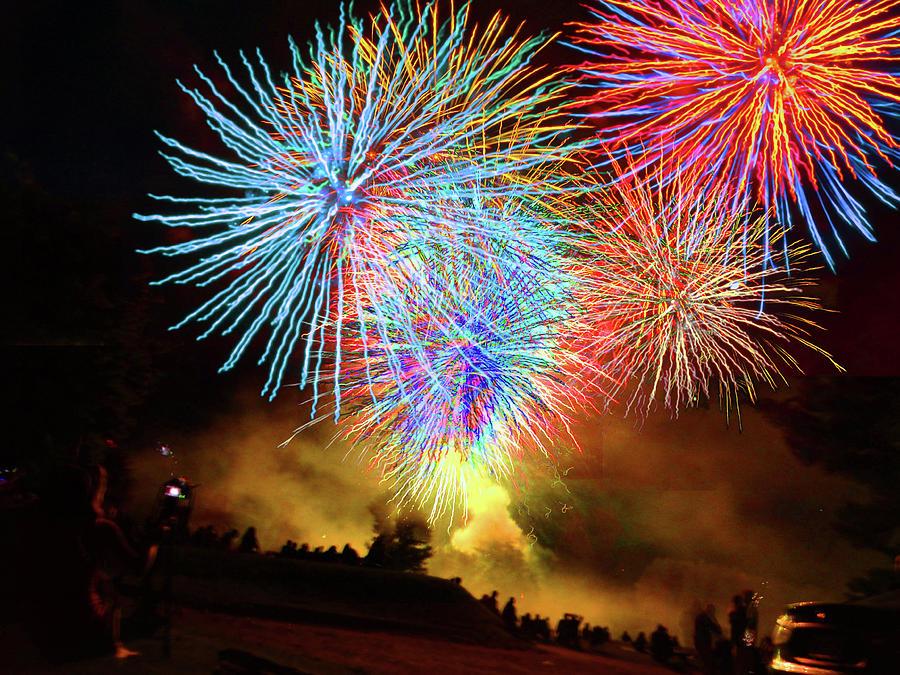 Fourth Of July Celebration Photograph