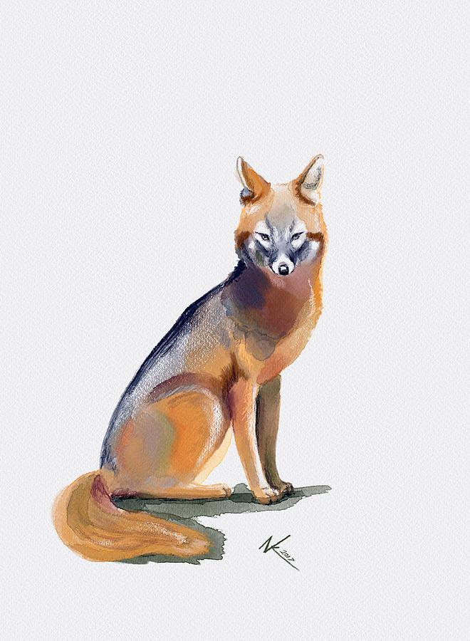 Fox by Norman Klein