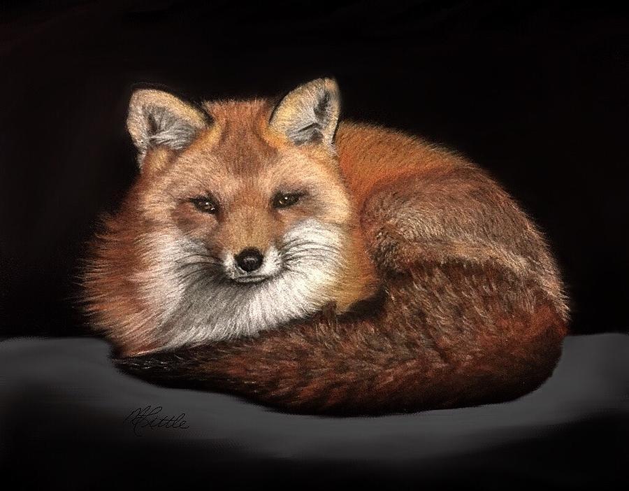 Foxy by Marlene Little