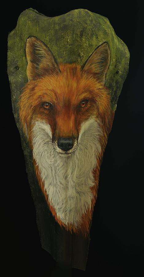 Foxy by Nancy Lauby