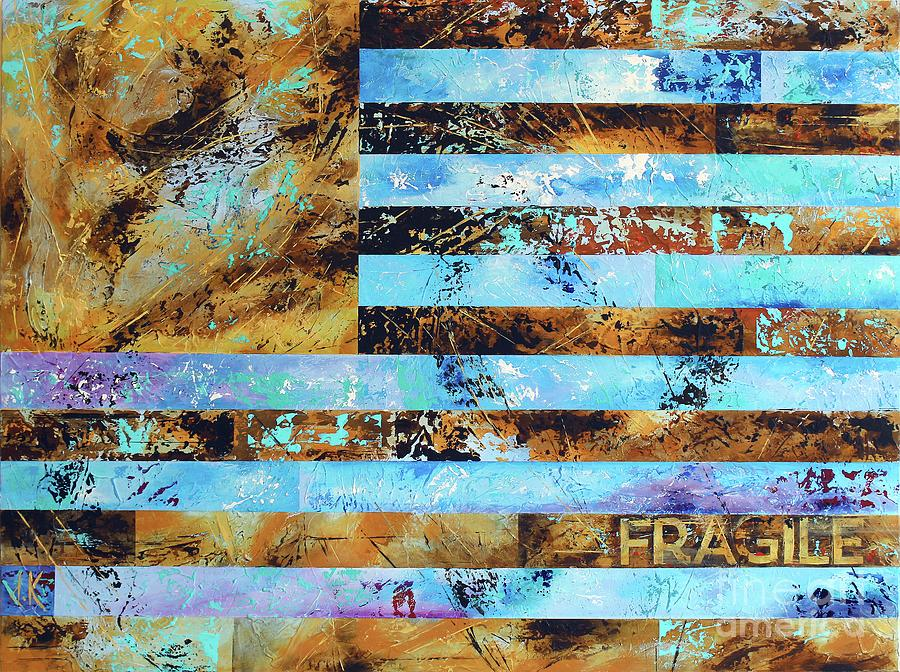 FRAGILE by David Keenan