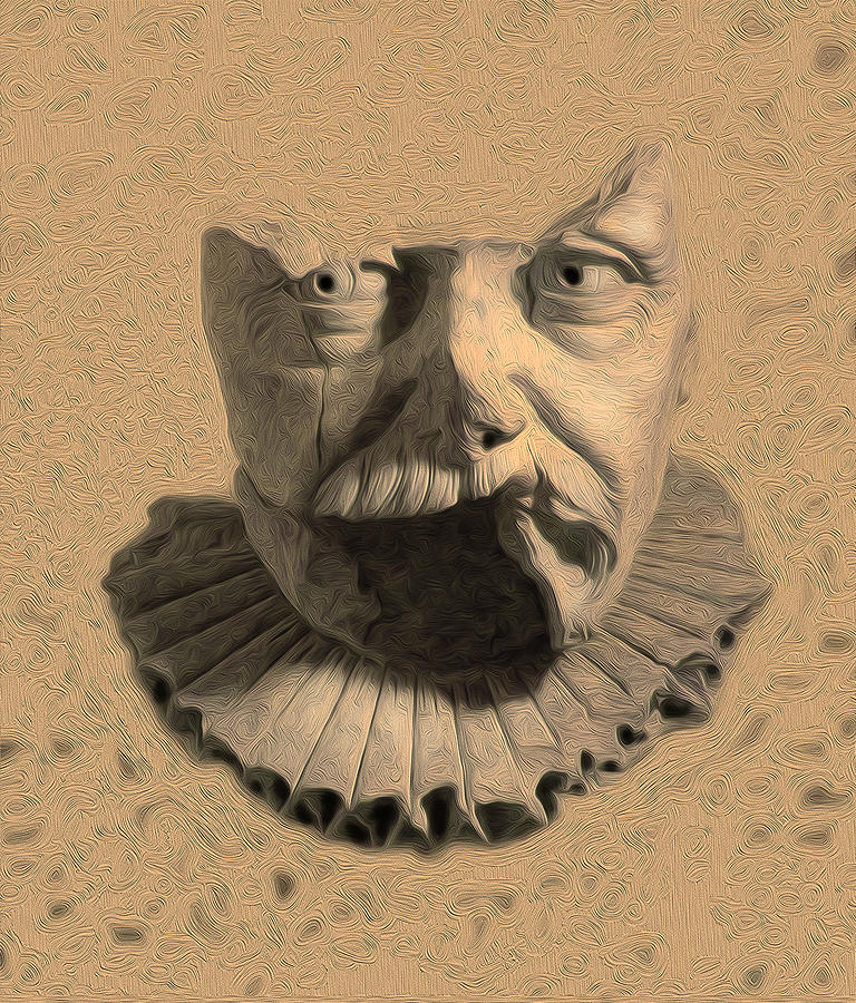 Fragments From Antiquity Digital Art by Charles Carlos Odom