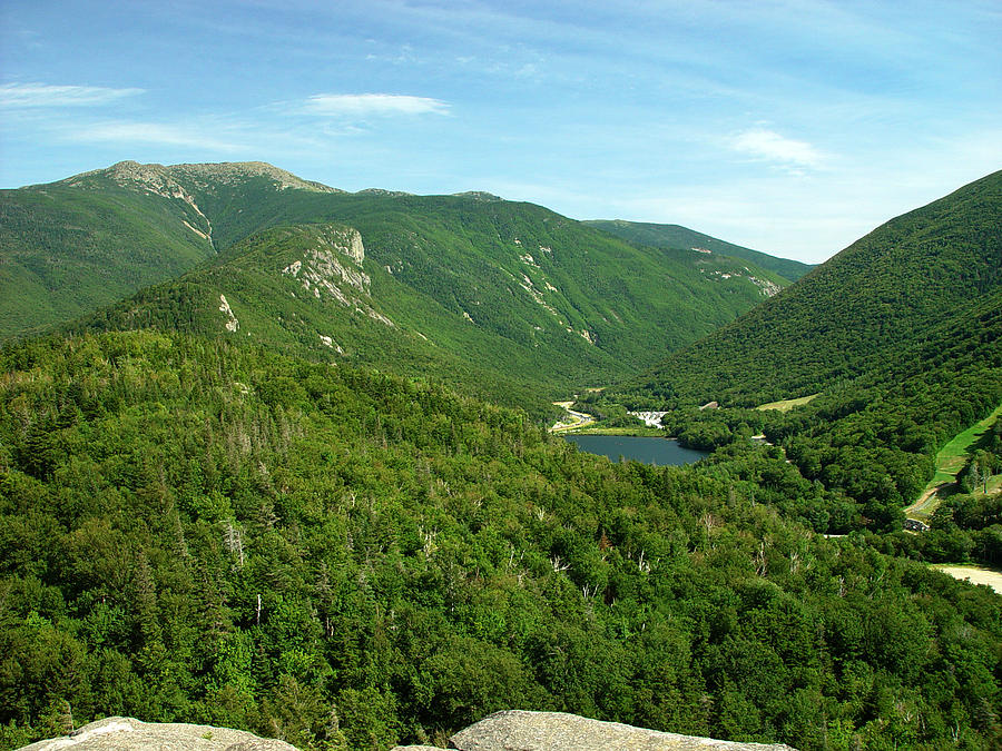 Nature Photograph - Franconia Notch by Eric Workman