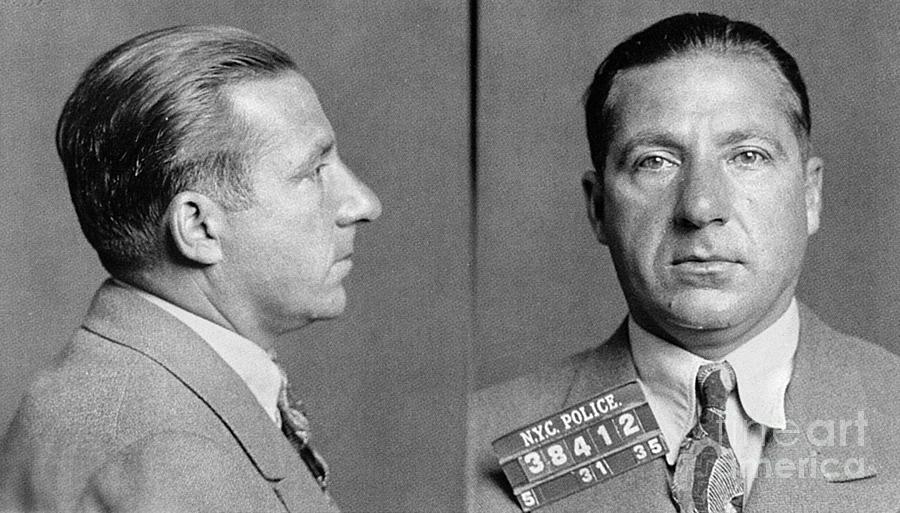 1935 Photograph - Frank Costello (1891-1973) by Granger