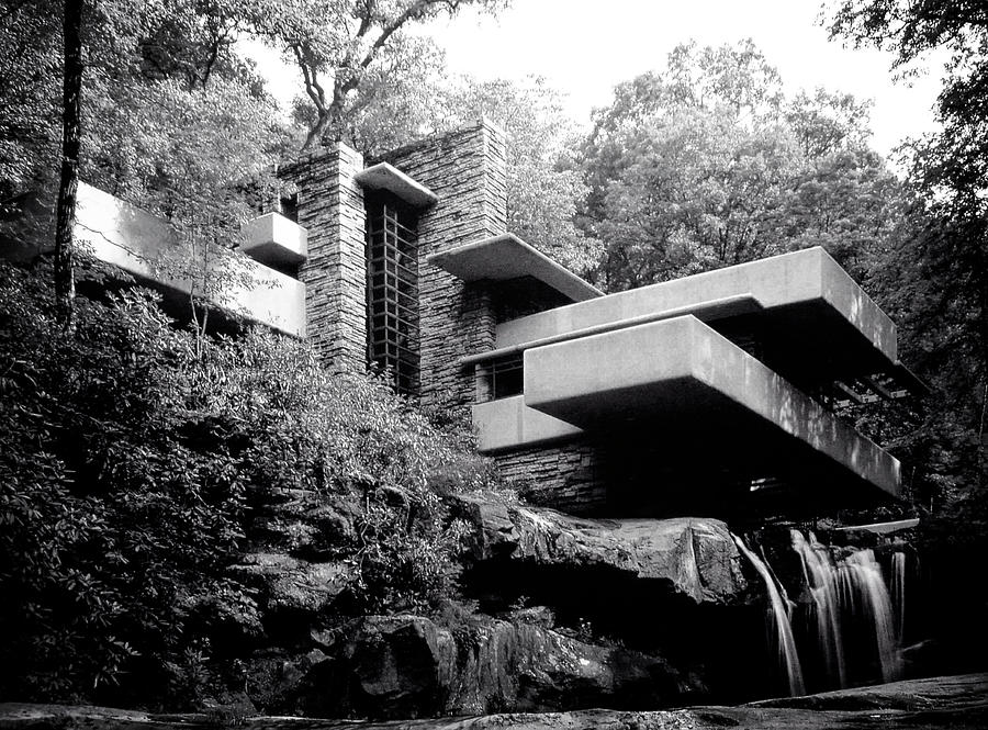 Frank Lloyd Wright S Falling Water Architectural