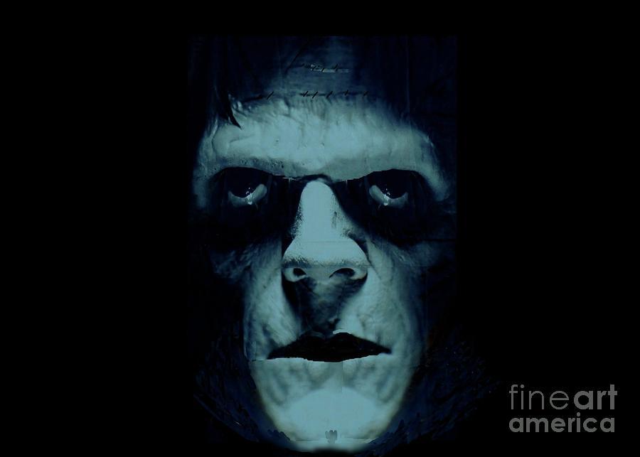 Frankenstein Photograph - Frankenstein by Janette Boyd