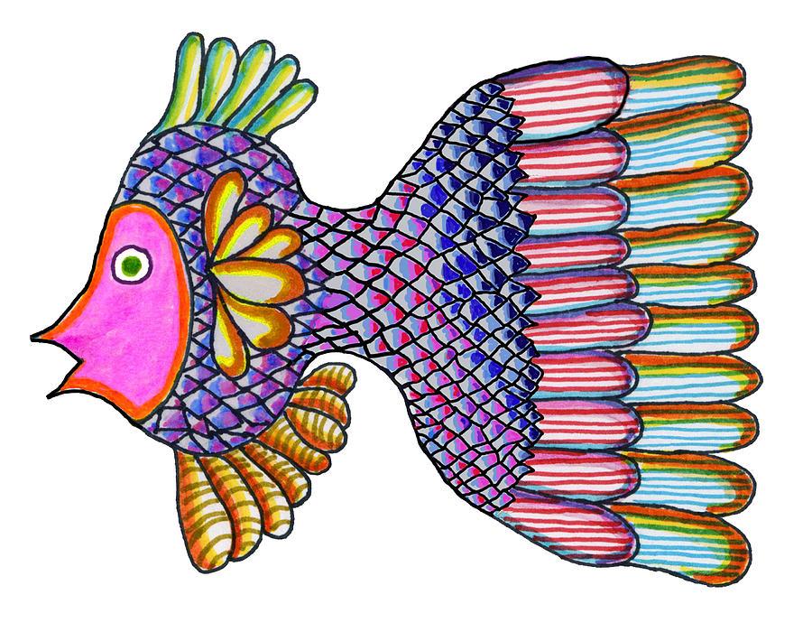 если несуществующие рыбы картинки передние задние
