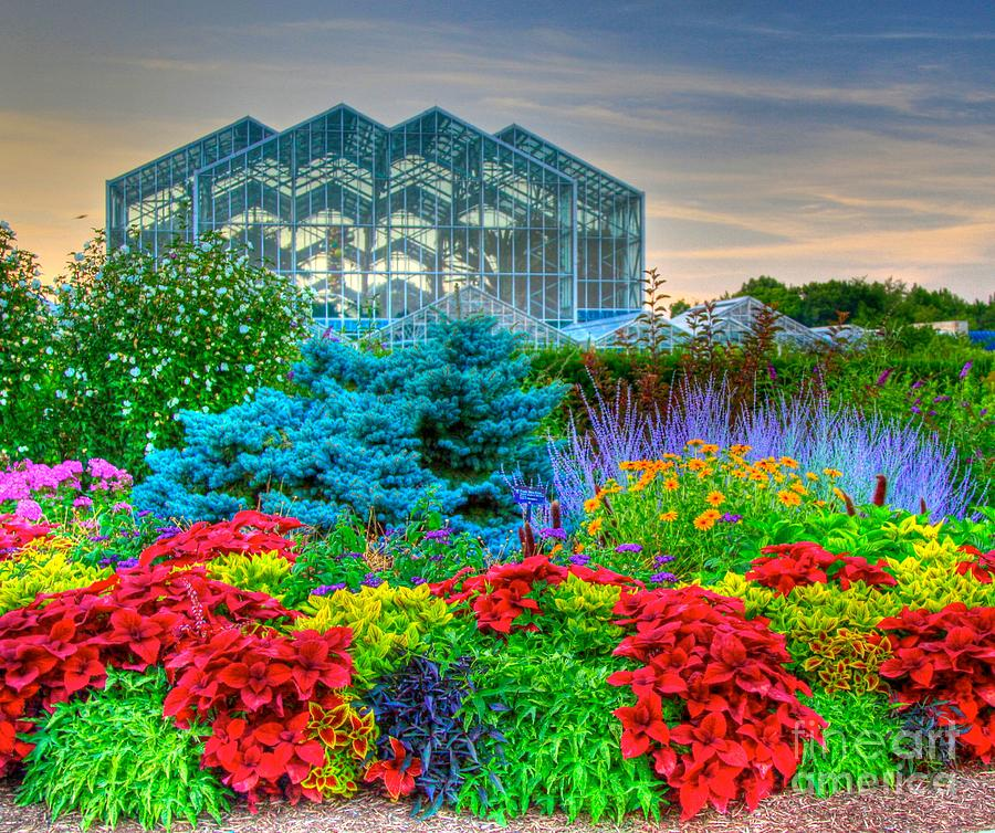 Frederik Meijer Gardens-2 Photograph by Robert Pearson