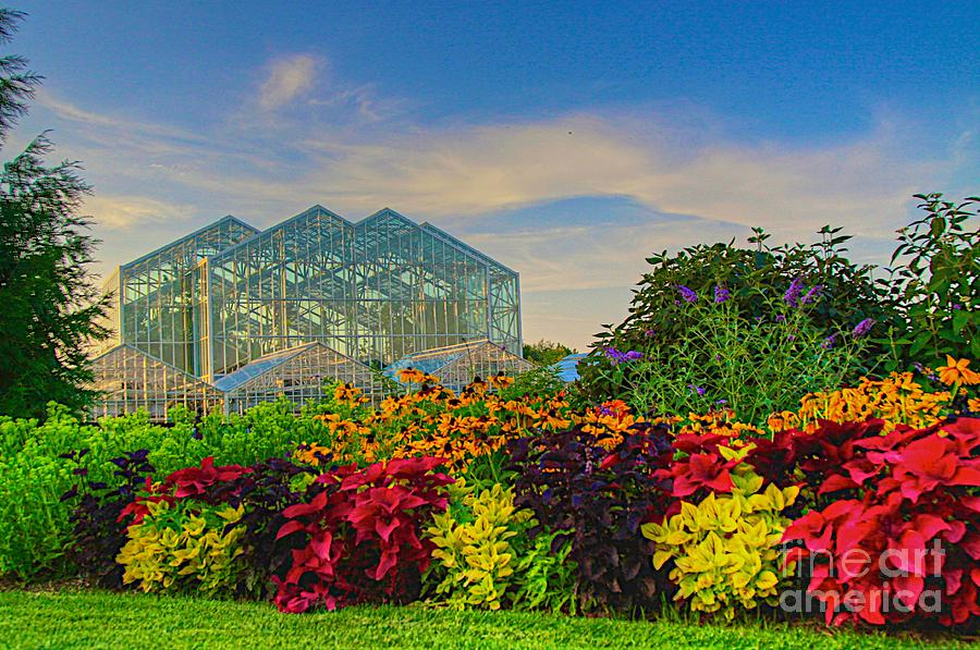 Frederik Meijer Gardens Photograph By Robert Pearson