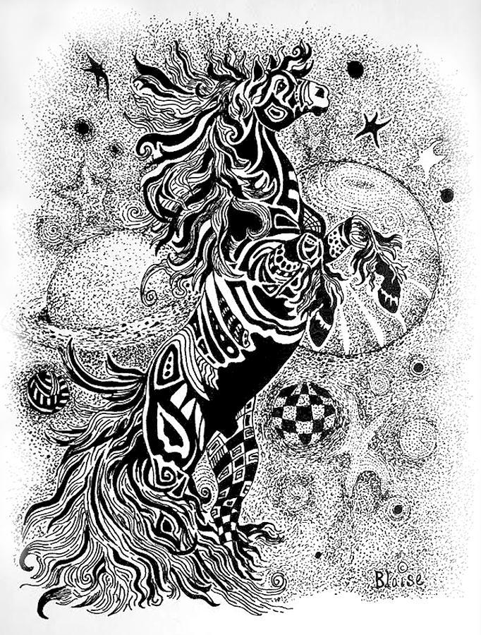 Stellar Moment by Yvonne Blasy