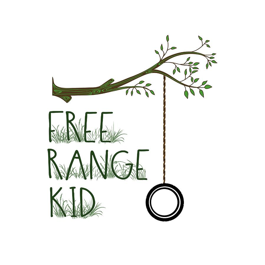 Free Range Kid by Heather Applegate