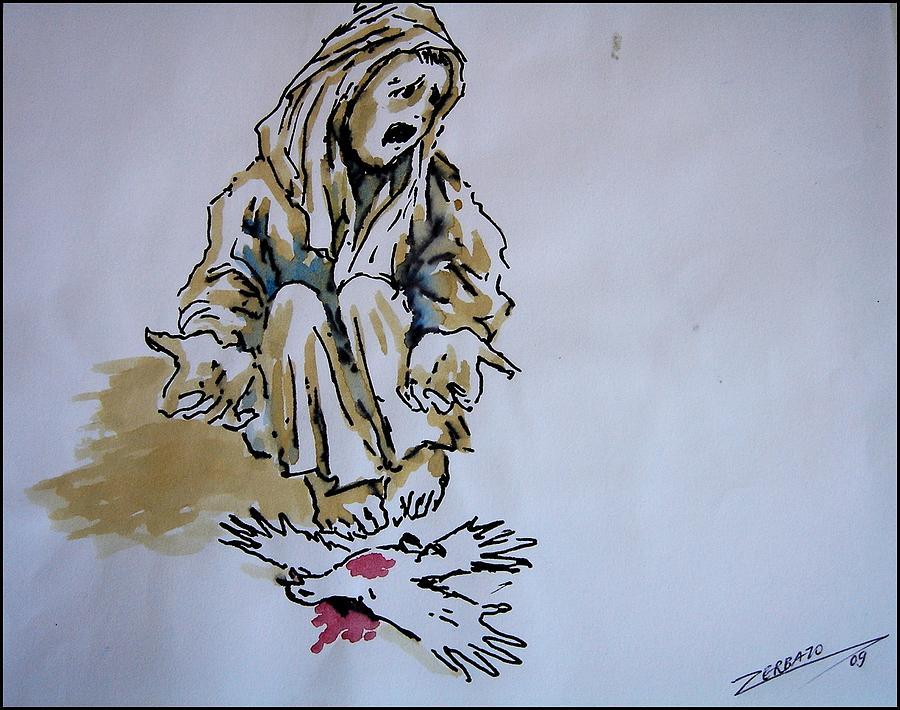 Peace Mixed Media - Freedom Dead by Paulo Zerbato