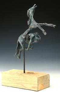 Freedom Sculpture by Marsha De Broske