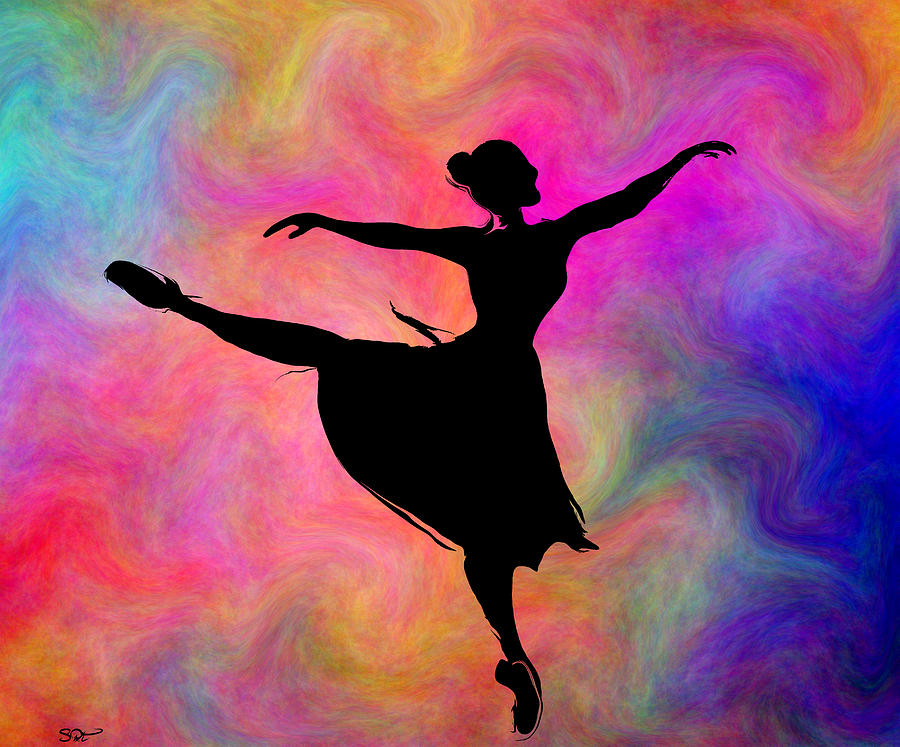 Freedom of the dance digital art by abstract angel artist stephen k ballet digital art freedom of the dance by abstract angel artist stephen k malvernweather Image collections