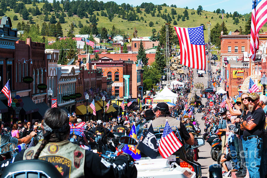 Freedom Ride In Cripple Creek Photograph