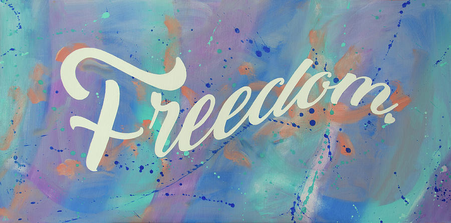 Freedom Painting