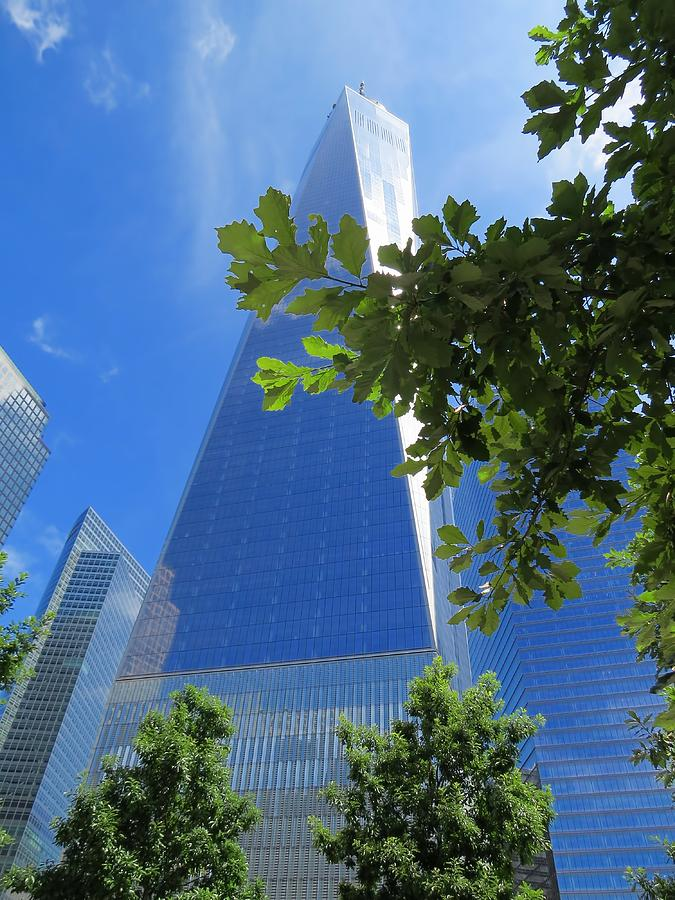 Freedom Tower Photograph - Freedom Tower 02 by Jonathan Sabin
