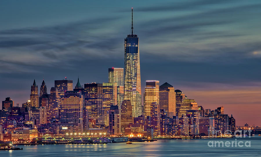 Freedom Tower Construction End of 2013 Photograph by Jerry ...
