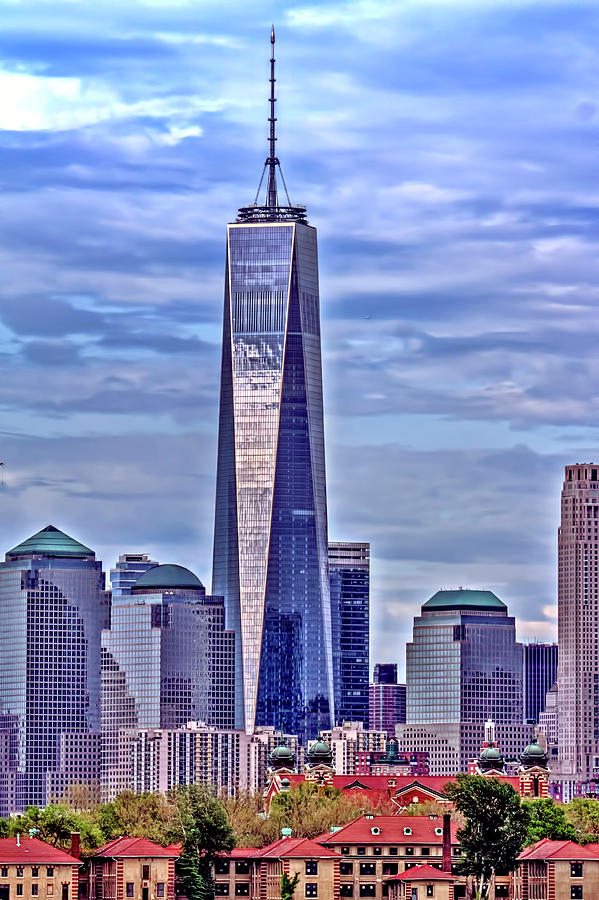 Freedom Tower Series Photograph by Geraldine Scull