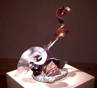 Forged Sculpture - Freeform by Bill  Roberts