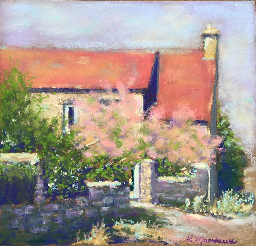 French cottage by Rebecca Matthews