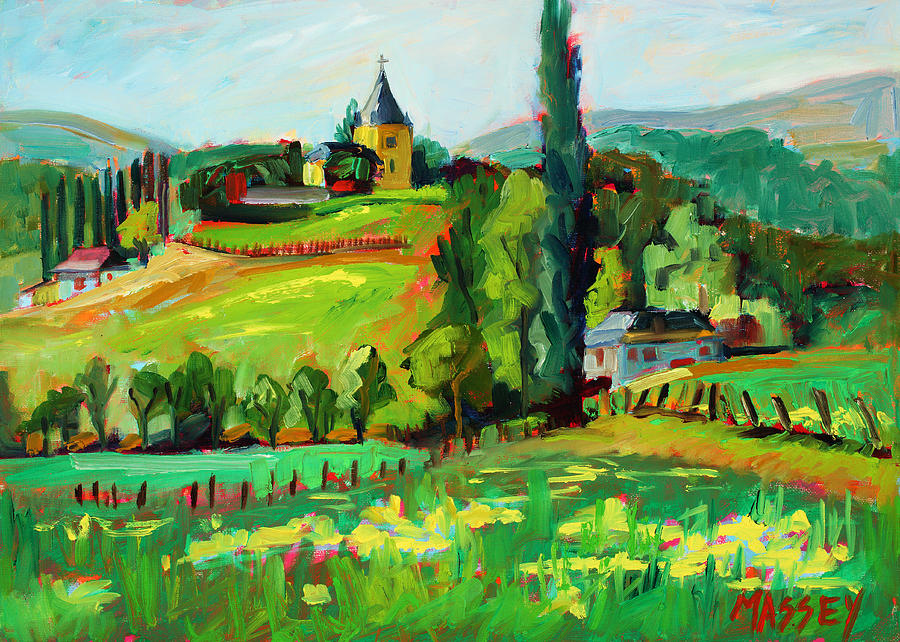 french country paintings