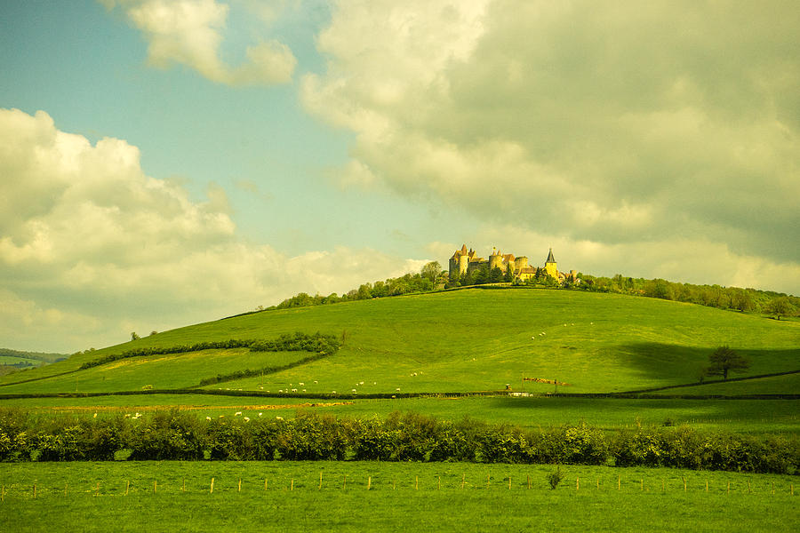 Europe Photograph - French Countryside by Denise Darby