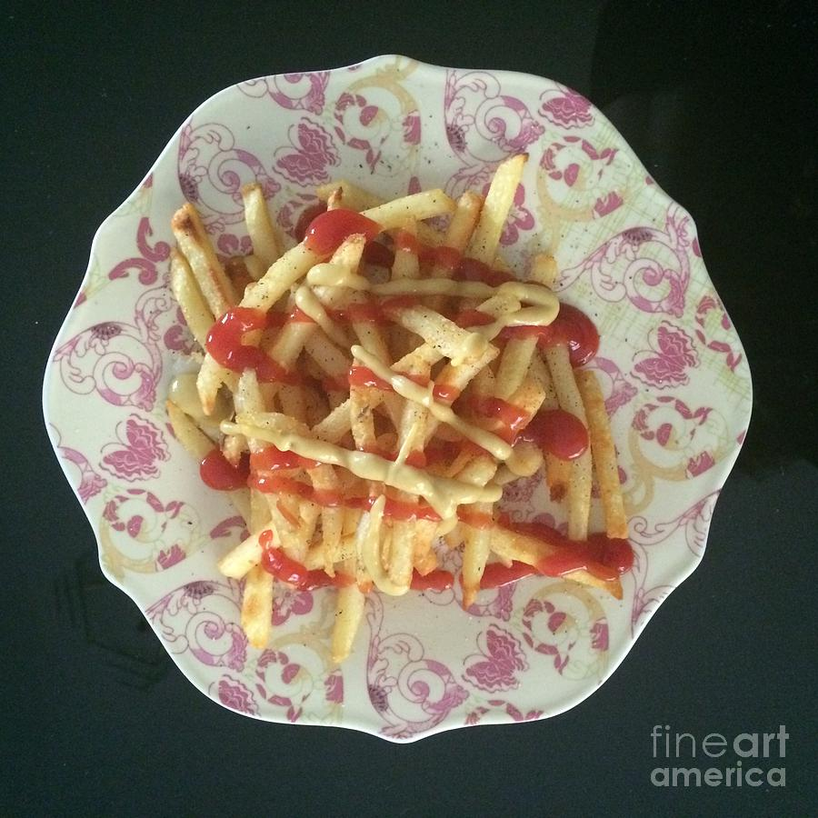 French Fries Photograph