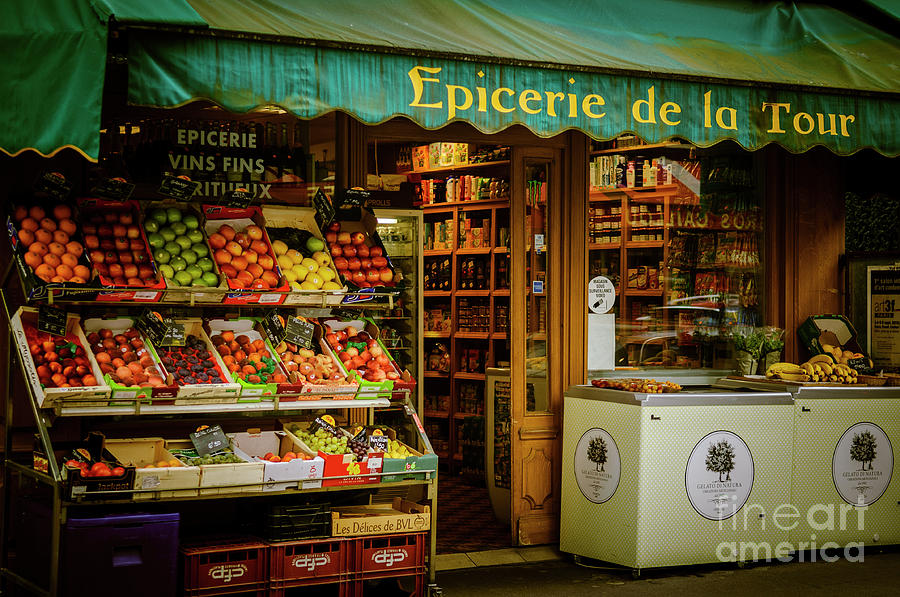 French Groceries