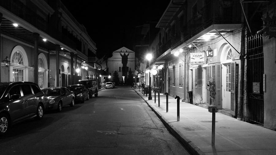 French Quarter Photograph - French Quarter #1 by Jay Waters