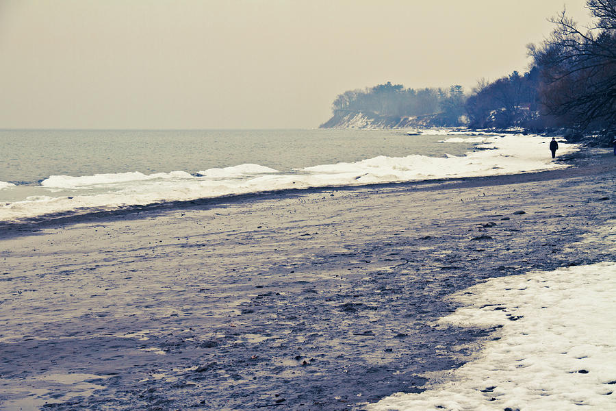 Beach Photograph - Frenchmens Bay by Ken Yan