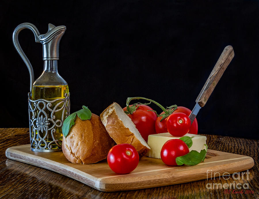 Fresh Appetizers by Sue Karski