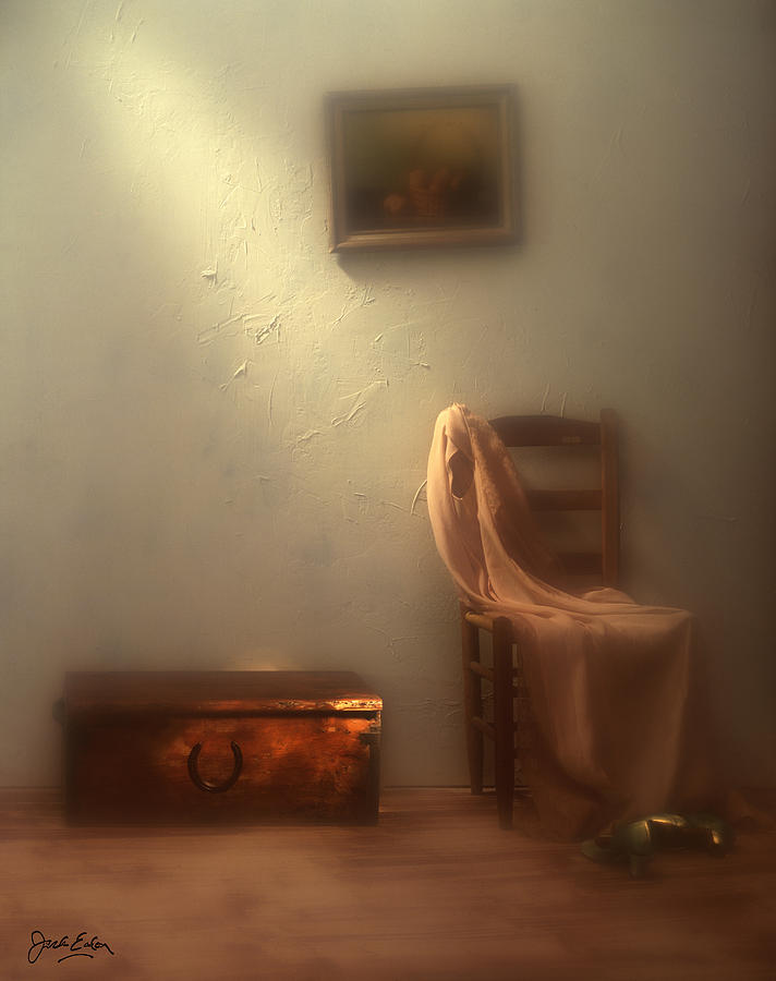 Impressionist Photograph - Fresh Light by Jack Eadon