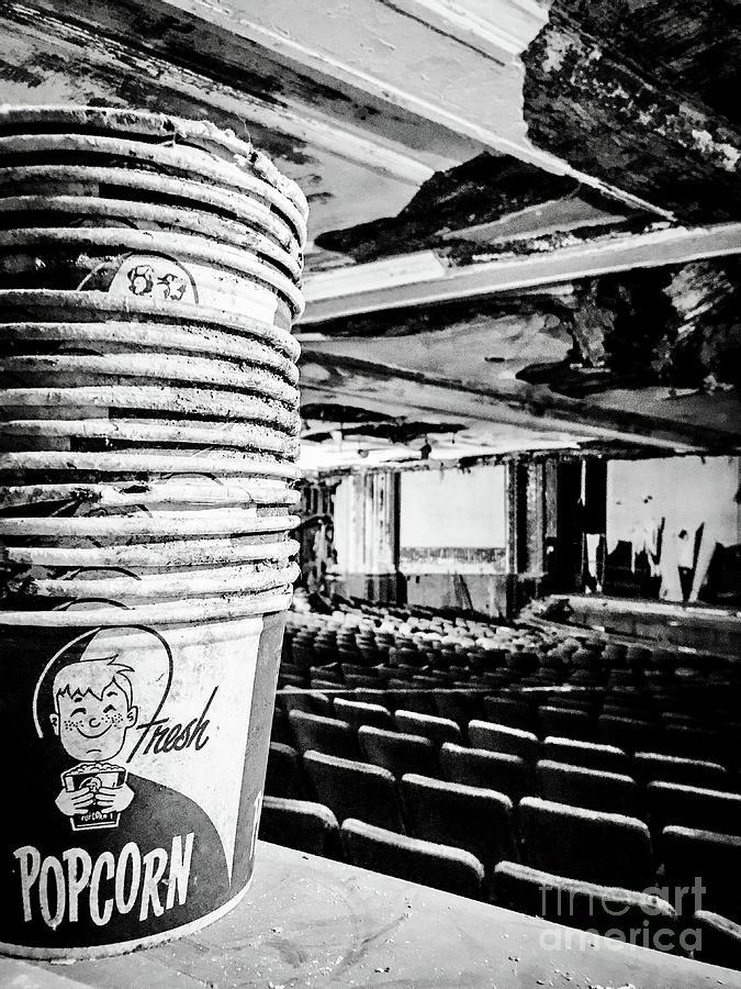 Fresh Popcorn Photograph by JMerrickMedia