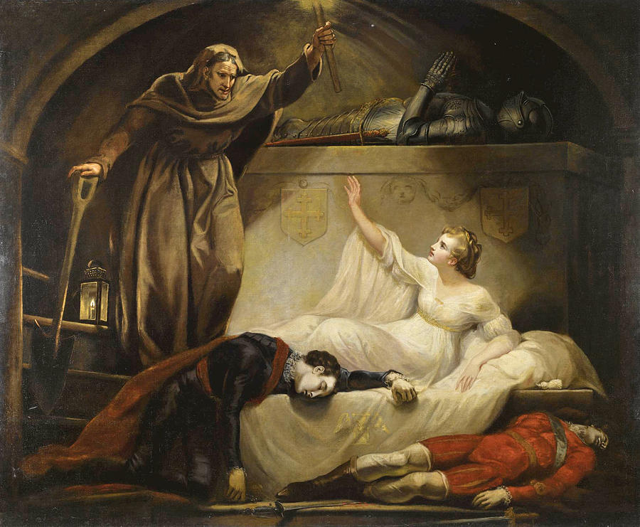 friar lawrence in shakespeares romeo and juliet Romeo and juliet by william shakespeare  having stayed up all night, romeo visits friar lawrence's cell and tells him of this new love for juliet.