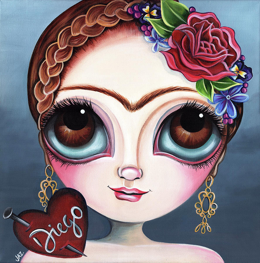 Frida's Broken Heart by Jaz Higgins