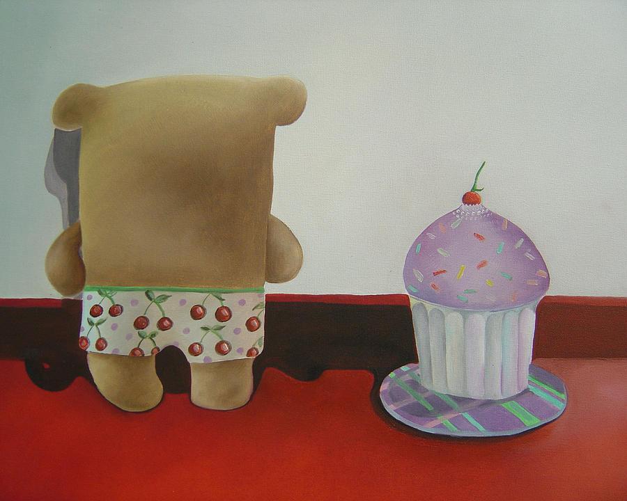Friends Painting - Friends 2 by Anastassia Neislotova