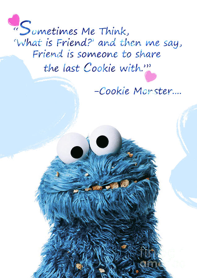 cookie monster quotes - 636×900