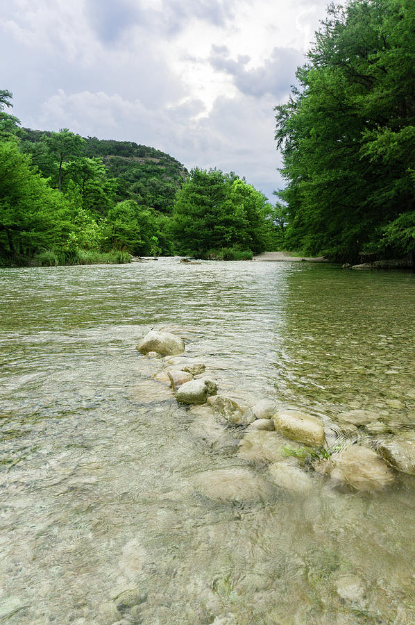 Frio River Crossing Number 1 Photograph