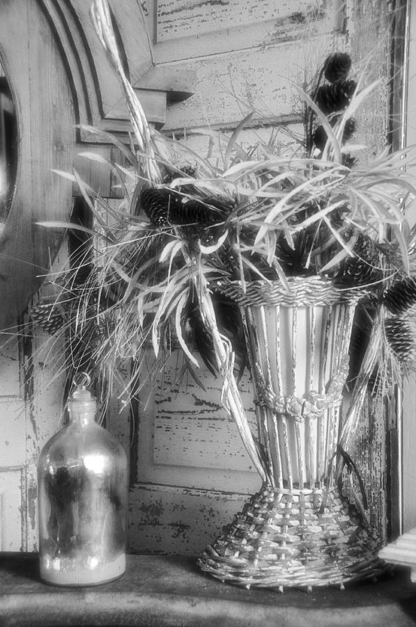 Still Life Photograph - From Another Time by Jan Amiss Photography