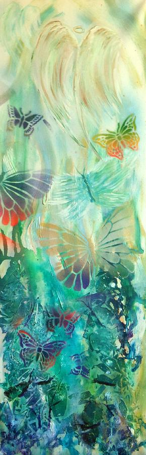 From Butterfly Whispers to Angel Wings by Pam Halliburton