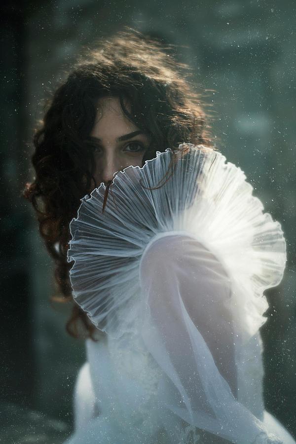 Portrait Photograph - From dust by Francesca Ciavarella