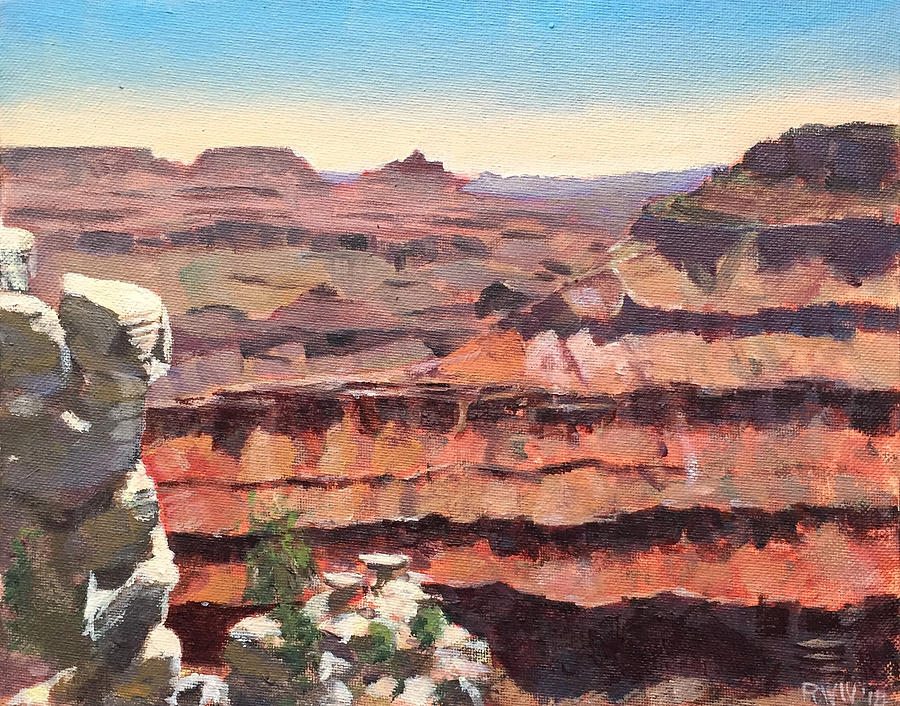 From Mather Point by Richard Willson