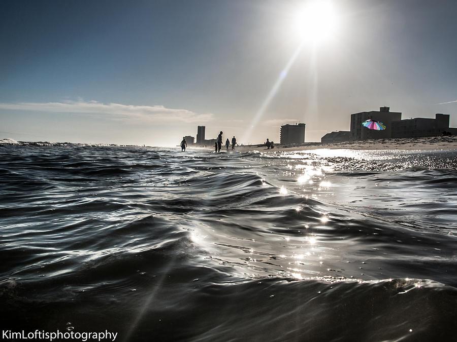 Beach Photograph - From The Deep  by Kim Loftis