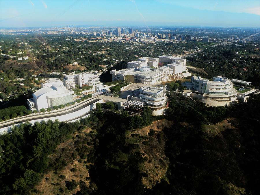 From the Getty to Downtown L.A. by Daniele Smith