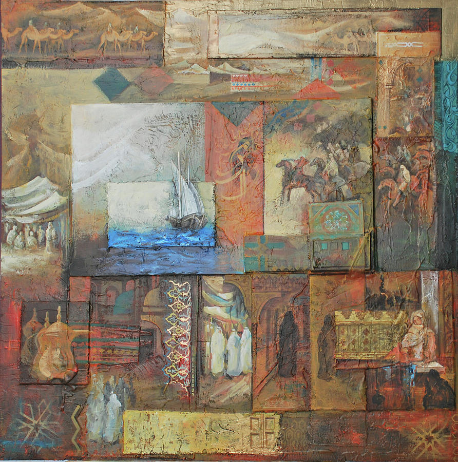 From The History Mixed Media by Jaffo Jaffer